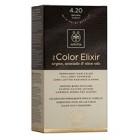 Apivita My Color Elixir Καστανό έντονο σαντρέ - Brown intensse ash 4.11