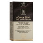 Apivita My Color Elixir - Ξανθό σκούρο σαντρέ περλέ - Dark blonde ash pearl 6.18