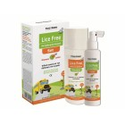 Frezyderm Lice Free set αντιφθειρική αγωγή 2x125ml