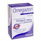 Health Aid Omegazon 750mg (60caps)