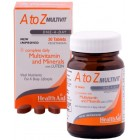 Health Aid A to Z Multivit (30 tabs)