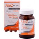 Health Aid A to Z Multivit (30 tabs)