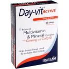Health Aid Dayvit Active (30 tabs)