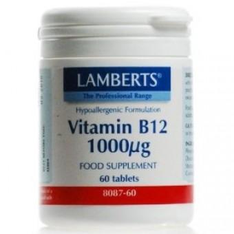 Lamberts vitamin B12 1000mcg (cobalamin)
