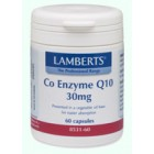 Lamberts Co Enzyme Q10 30mg 60 caps