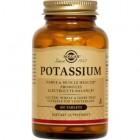 Solgar Potassium 99mg (100 tabs)